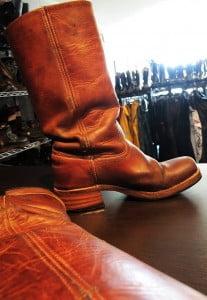 Frye boots of great wisdom