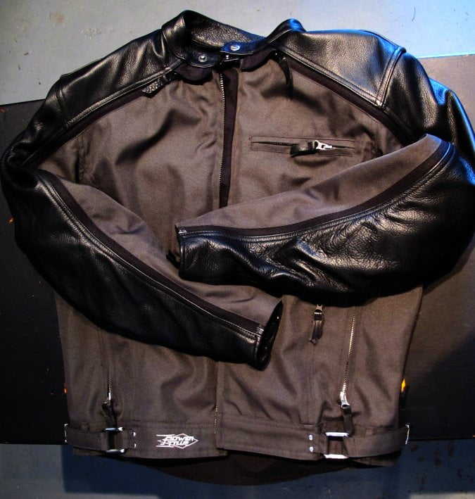 Textile Motorcycle Jacket — the math problem