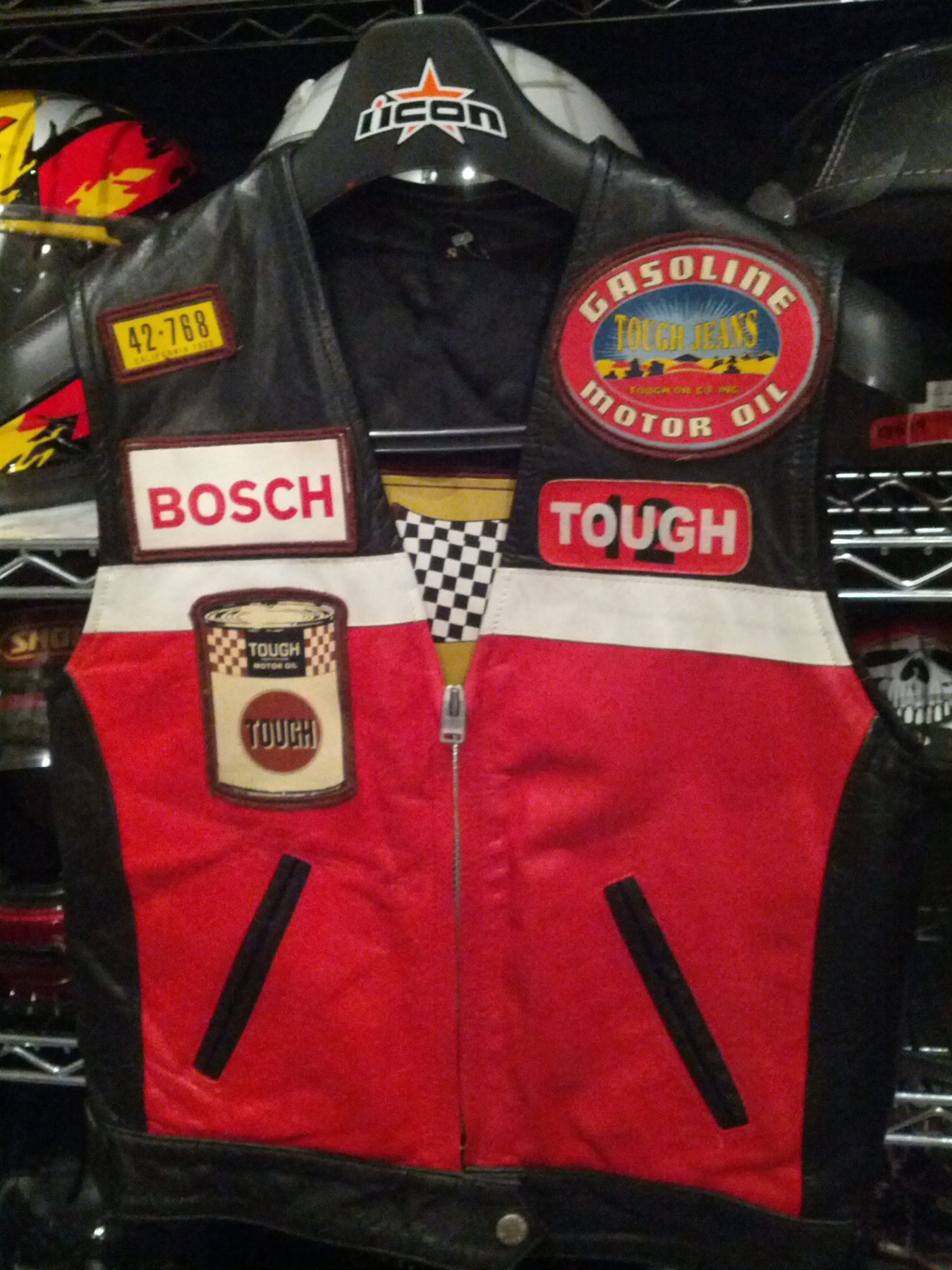 Toughest Vest in the Store