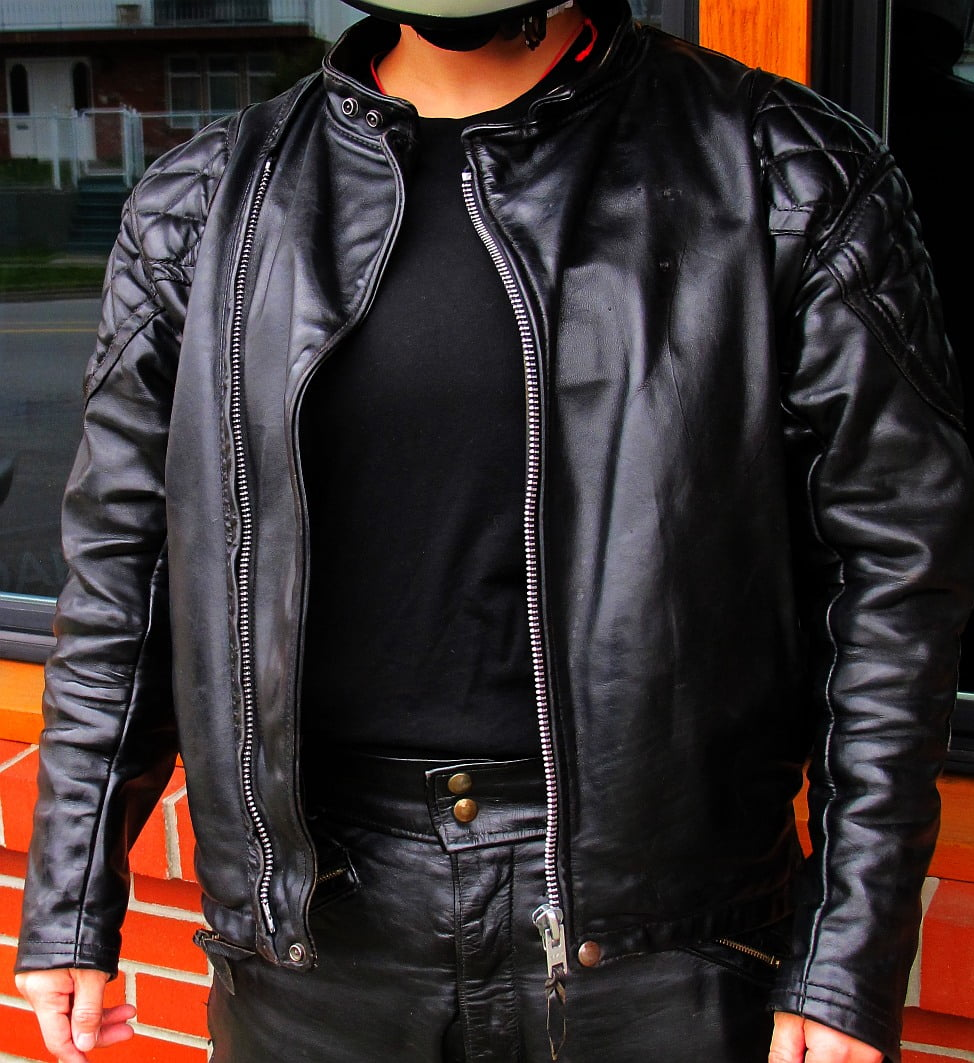 Best Motorcycle Jacket >> Langlitz Leathers; O yes, they will be yours. – East Side Re-Rides
