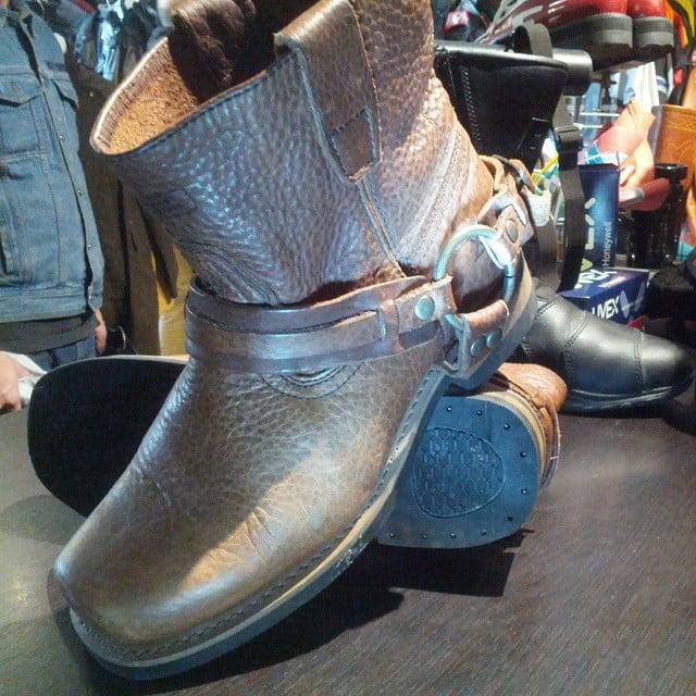 Xelement boots men's 8, women's 9.5. Item 6687