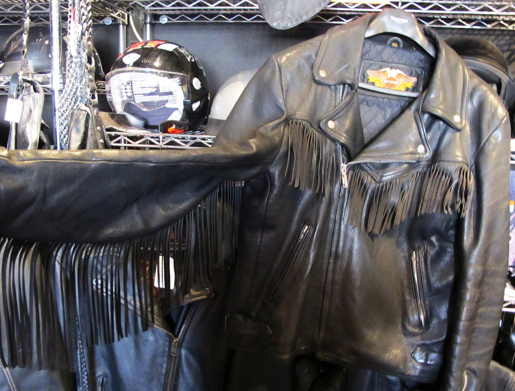 Friendliest Fringes by Harley Davidson