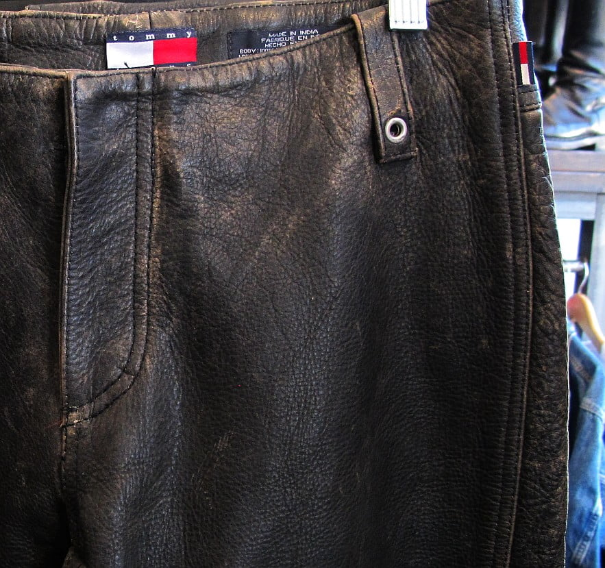 Tommy Hilfiger Finally Gets It Right Pants