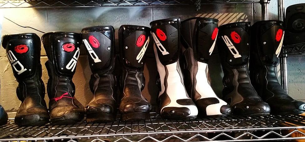 Sidi Boots. Wantdi boots. Bydi boots.