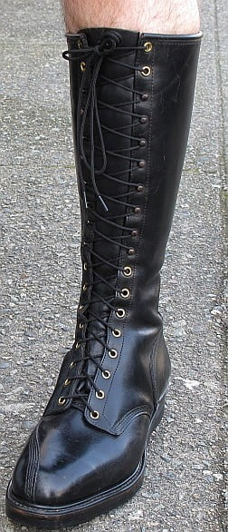 Tall Boot Laces – custom made
