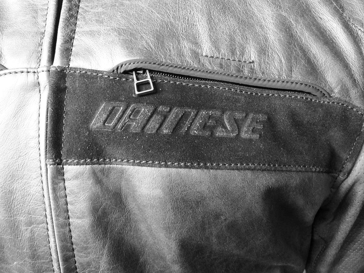 Dainese Stripes EVO Pelle jacket