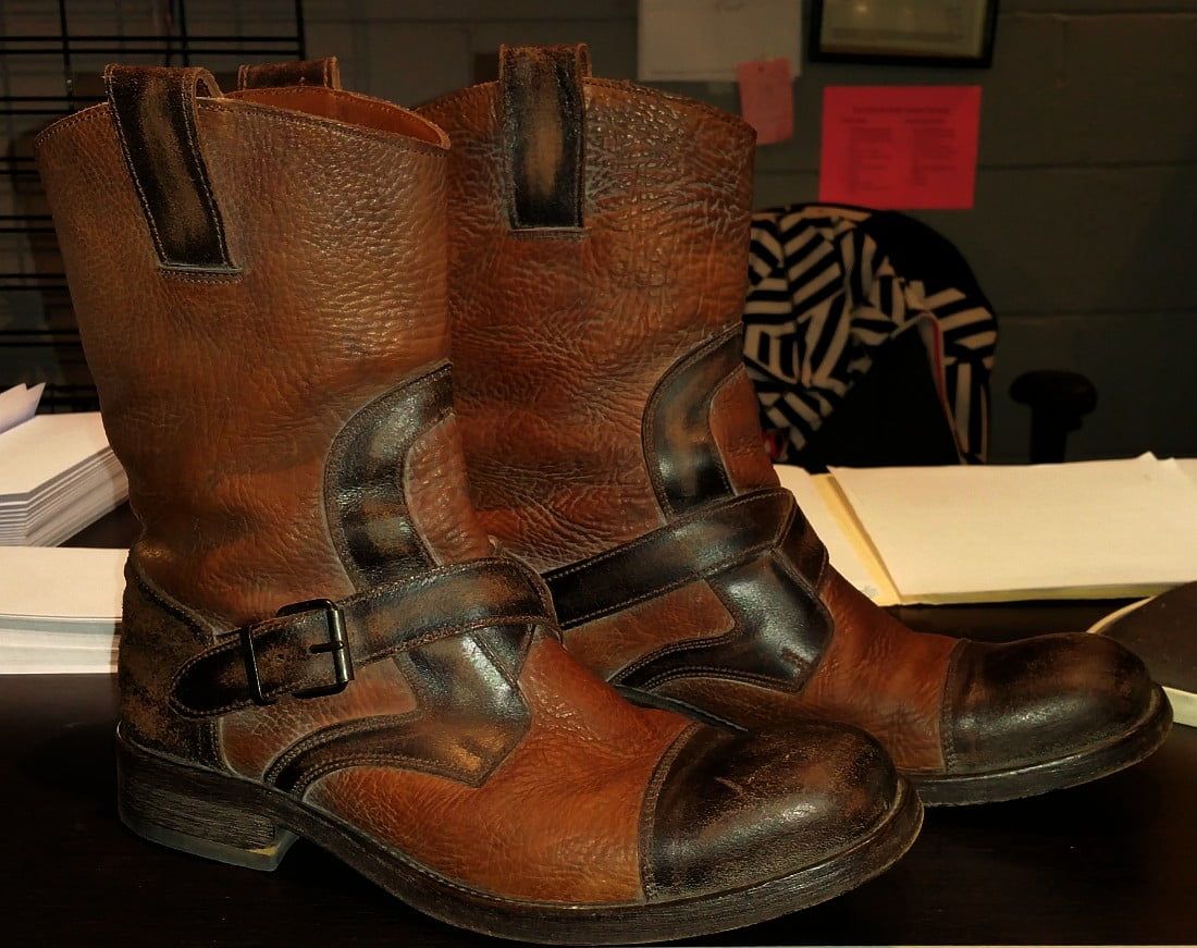 MOMA Boots, Western-style
