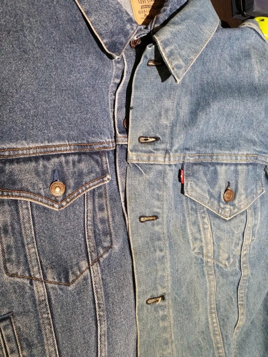 Vintage Jean Jackets