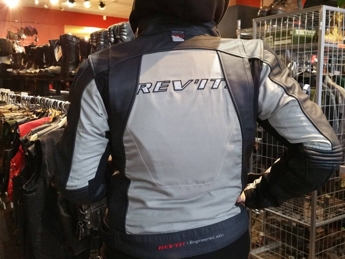 Rev'it up, because this Women's IGNITION Jacket is fancy!