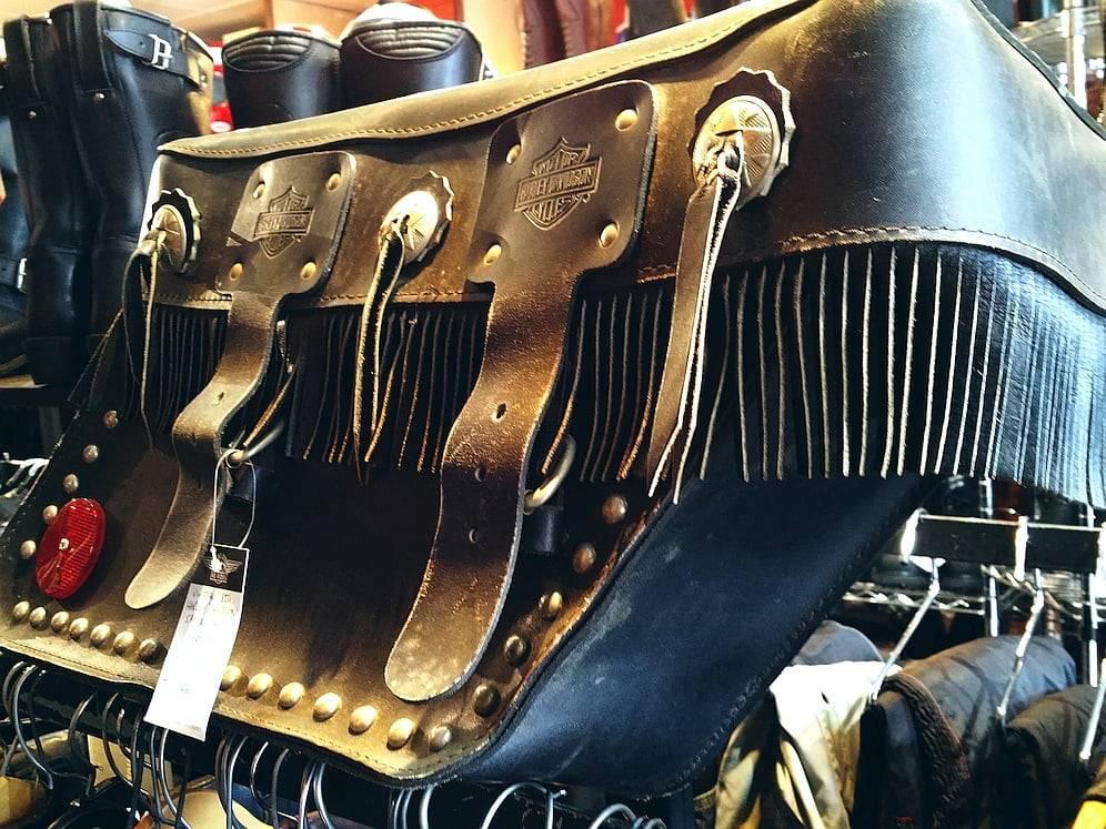 harley davidson leather saddlebags at east side re-rides 4 2016-02-18