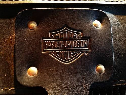 harley davidson leather saddlebags at east side re-rides 6 2016-02-18