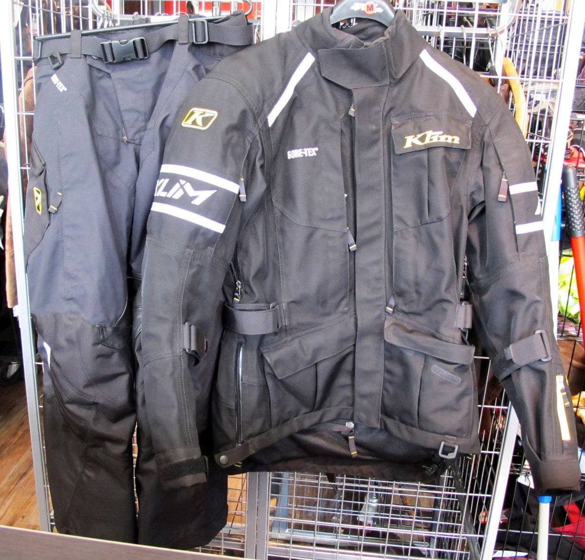 Near-Bomb-Proof Klim Touring Set