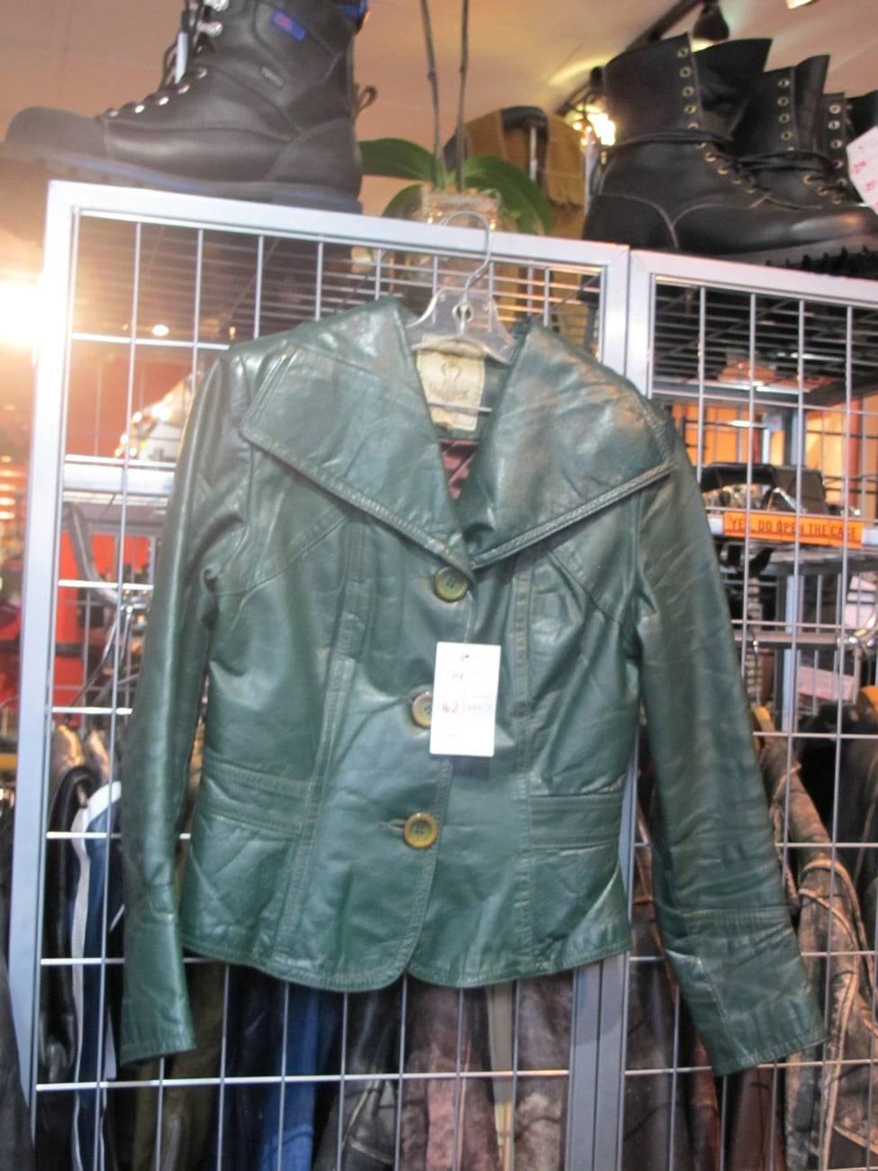 Vintage Green Gassy Jack
