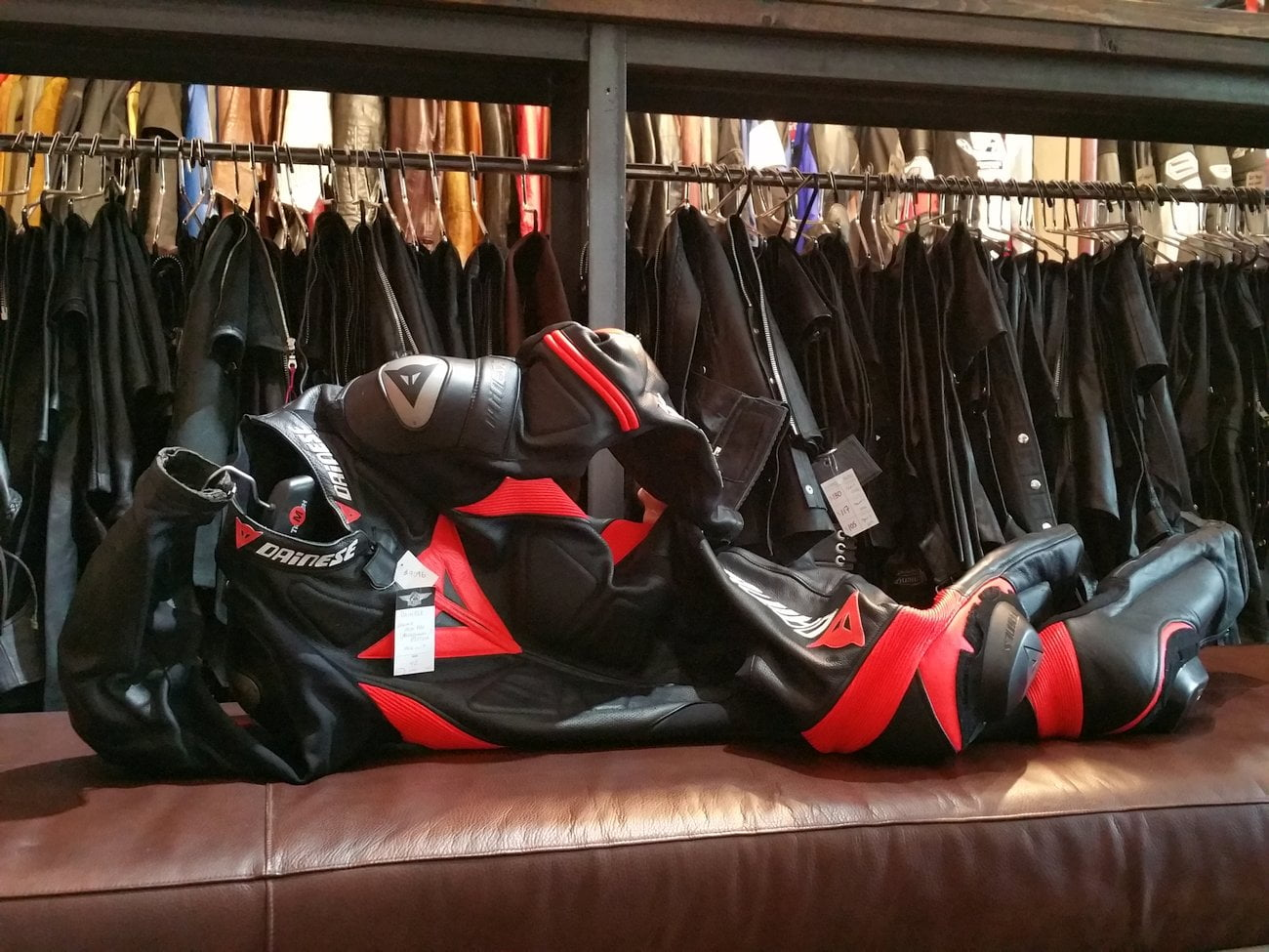 Racing Suits : Consignment is Limited