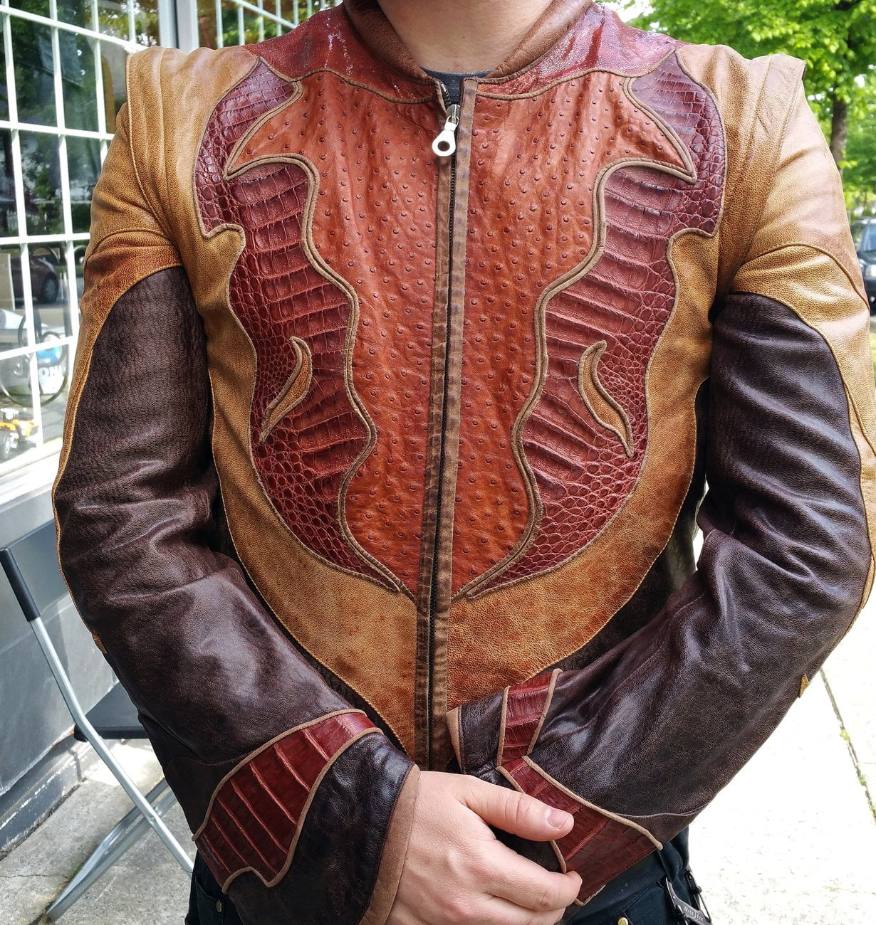 Exotic Leathers in Search of a Rock Star