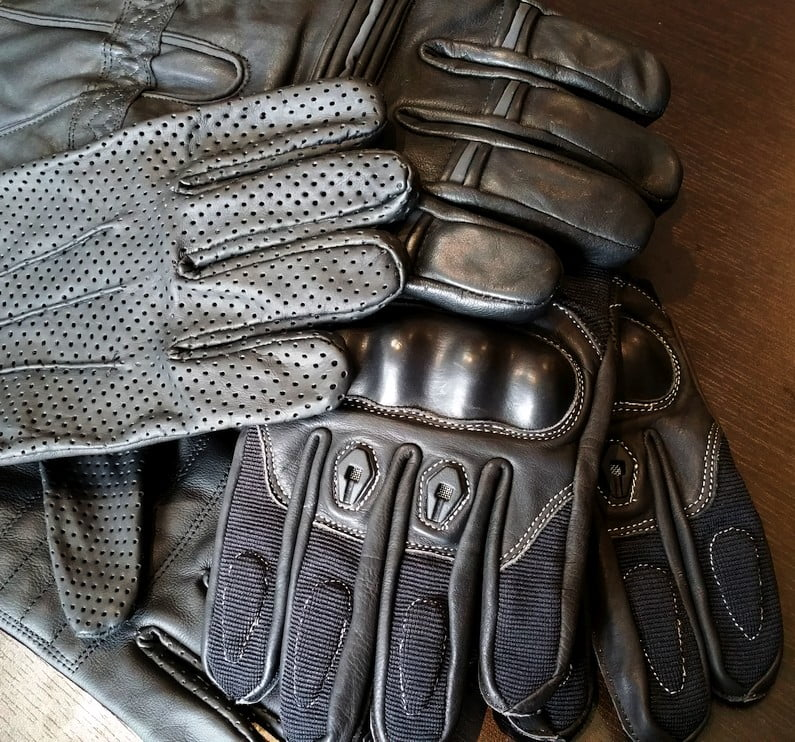 A few of the types of Unik gloves we carry.