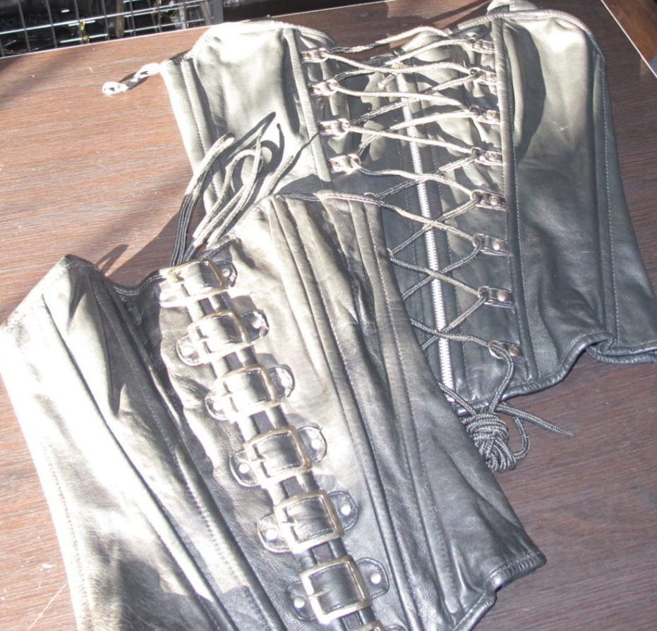 Lions and Tigers and Lambskin Corsets, oh my!
