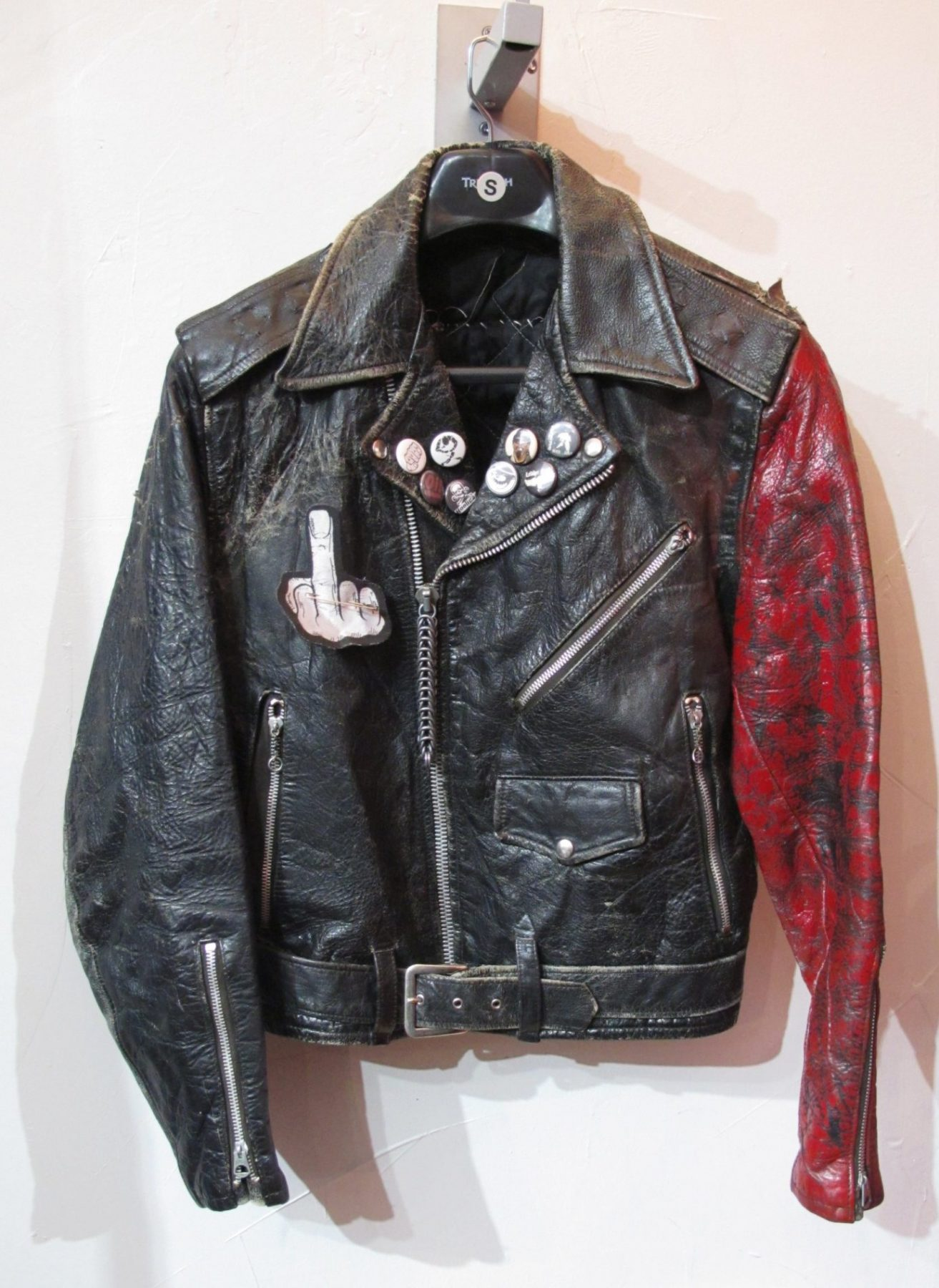 Vintage 1960's Punk Jacket