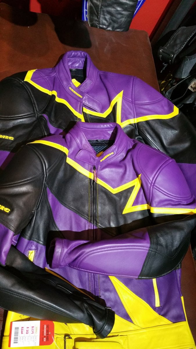 Superhero Twin Retro Racing Suits