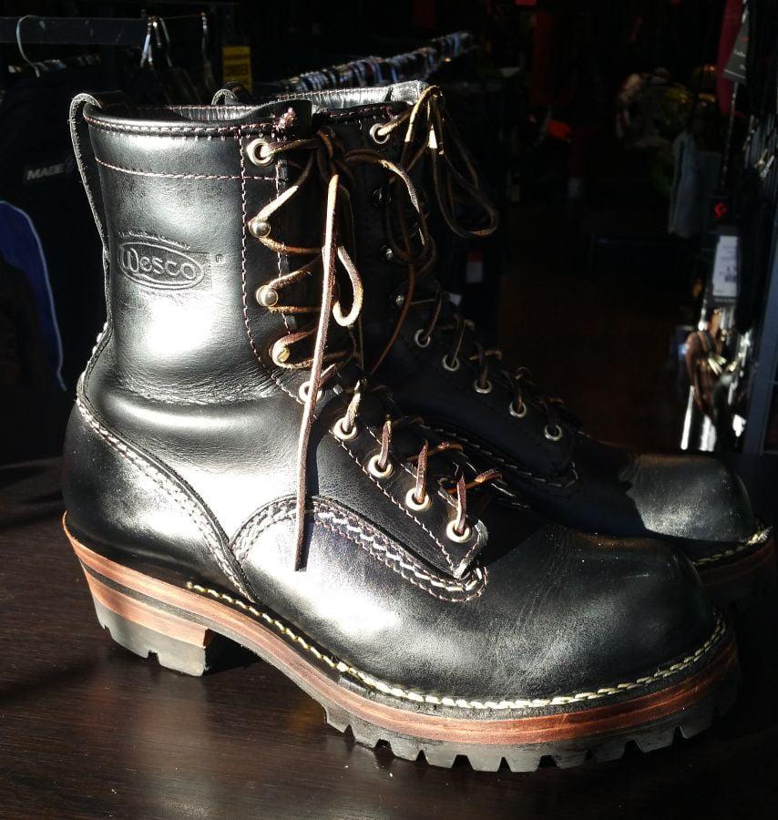 WESCO Custom Jobmaster Boots