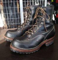 03fb1cd676d WESCO Custom Jobmaster Boots – East Side Re-Rides