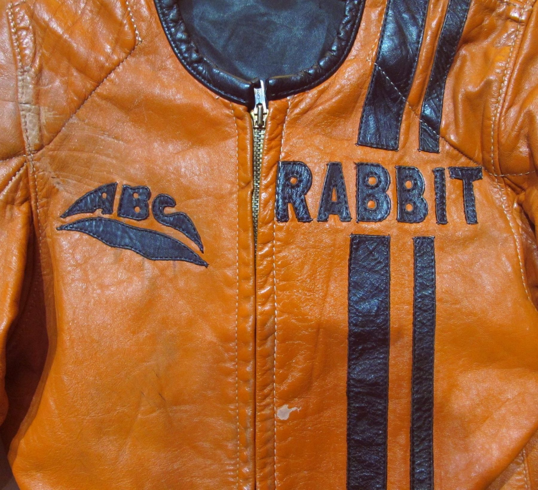ABC Custom Vintage Race Jacket