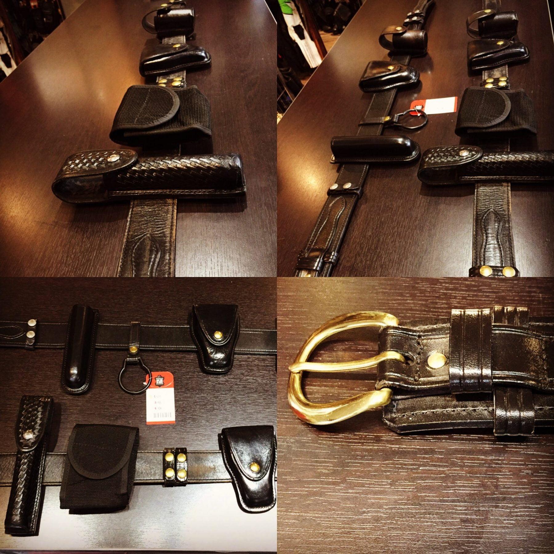 Police Duty Belts