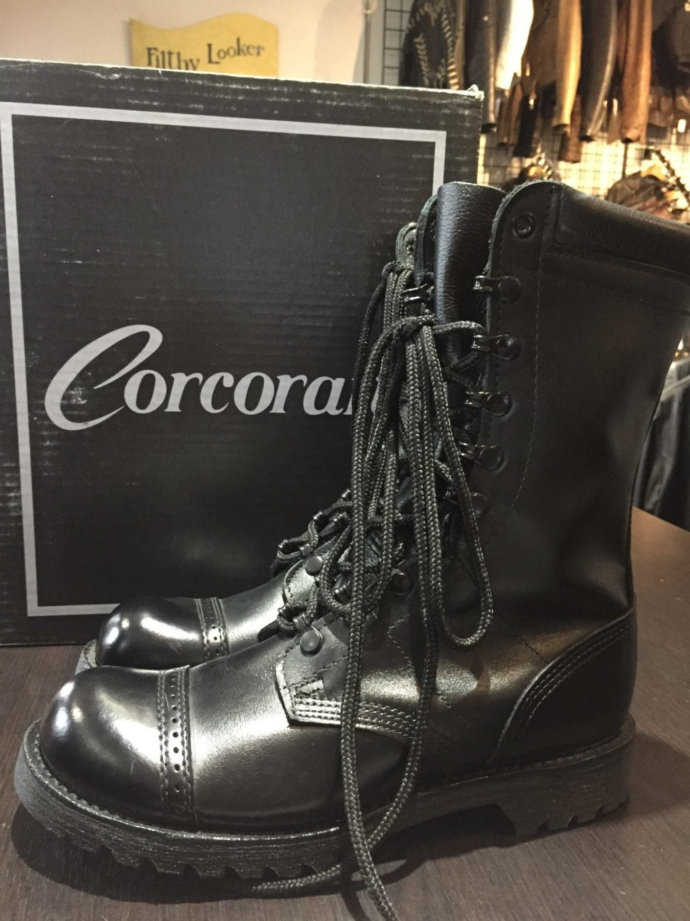 Corcoran Field Boot