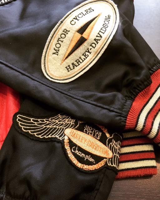 Vintage Harley Davidson Jackets