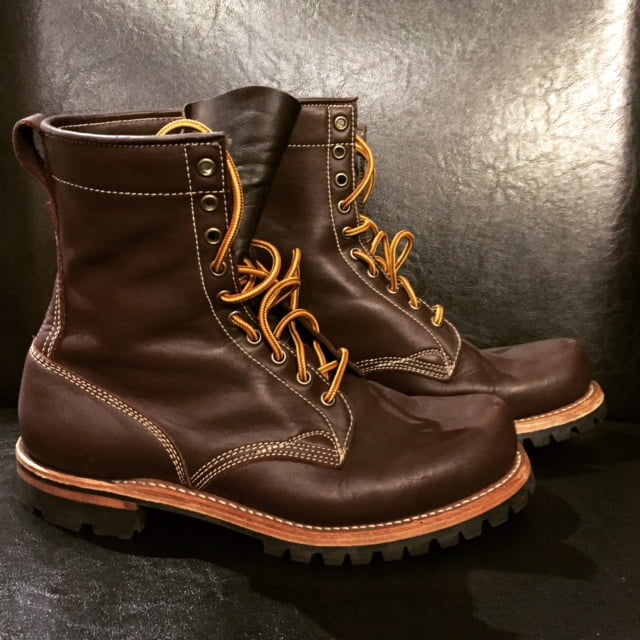 Dayton Brown Leather Rangers