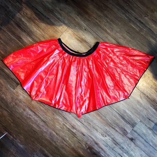 This Skirt is an Umbrella!