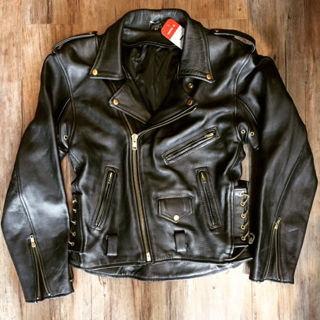 Gorgeous Classic Biker Styling!