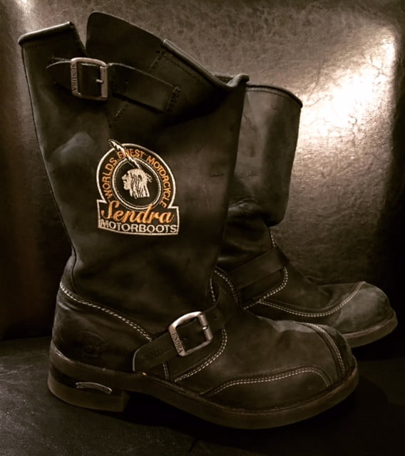 Sendra Engineer Boots!