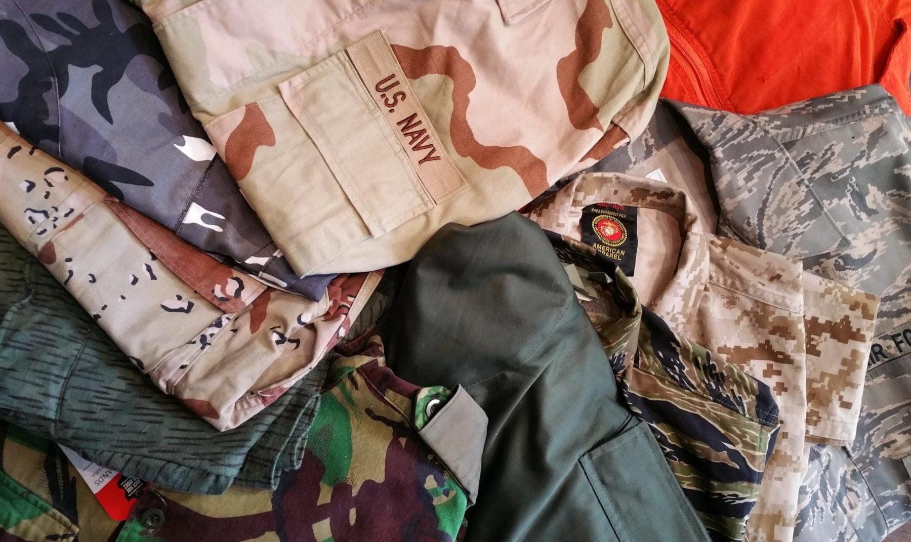 Military Uniform-ity