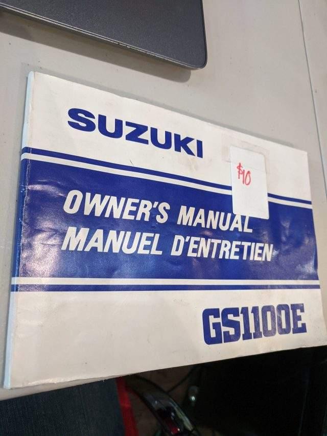 SUZUKI Book ACCESSORY 9900 Consignment Consignment