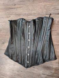 MILWAUKEE Classic Leather Corset NEW PUNK & FETISH PUNK & FETISH