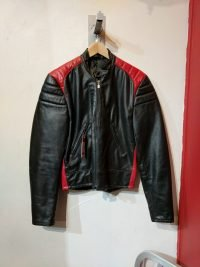 FALCON Leather Café Racer JACKET | 24001 | Size: SM m 40″ Consignment Consignment