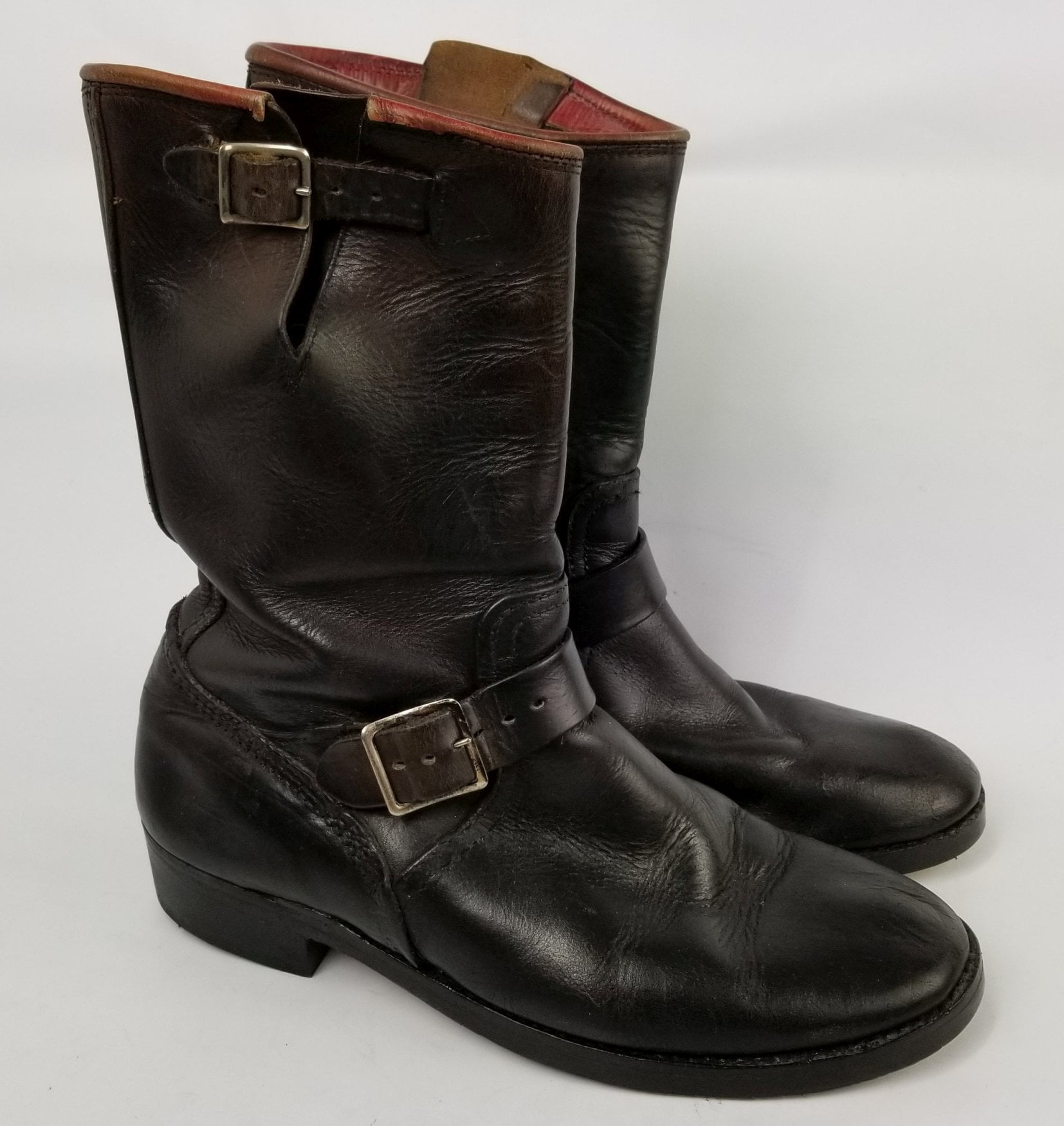 Vintage Engineer Boots 24500 – Size 40 (men's 8, women's 9.5)