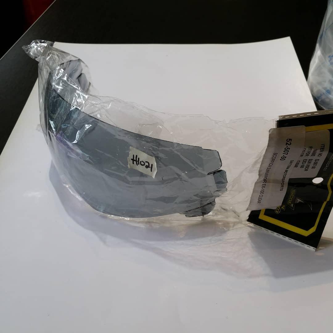 SCORPION EXO  Eye visor (Visors & Peaks) | H1021 | NEW