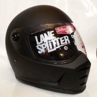 BILTWELL  Lane Splitter Helmet | HEL002 | ( new ) HELMETS HELMETS