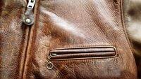 SCHOTT Leather 530 Café Racer JACKET   24642   Size: LRG m 44 Consignment Consignment