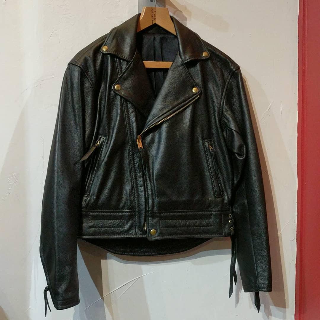 LANGLITZ Leather Columbia JACKET   24758   Size: SM m 40