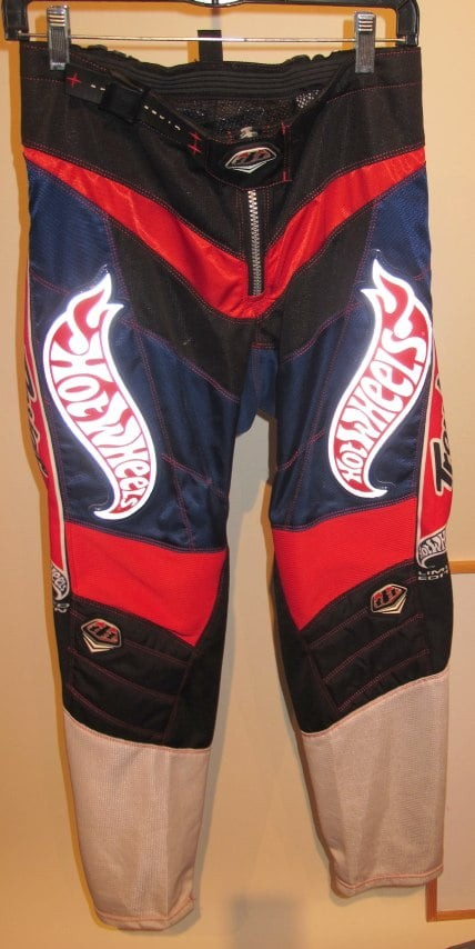 00819 HotWheels Limited Edition Youth Race Pants