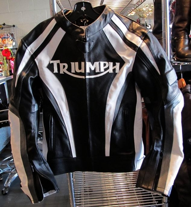 01772 – Triumph Racing Jacket