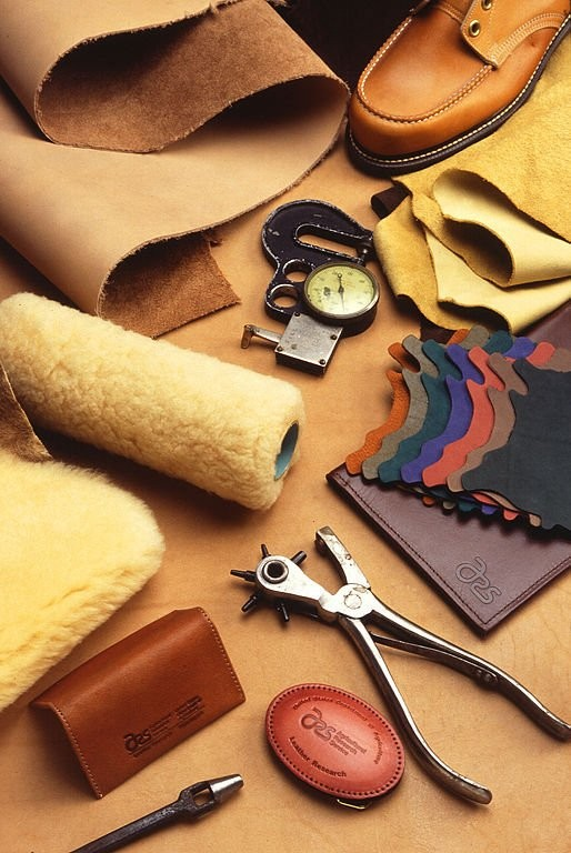 Leatherworker? Apply Within.