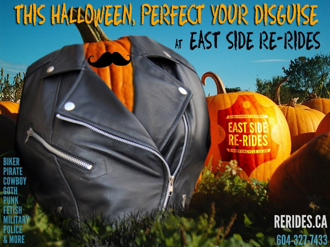 This Halloween, Perfect Your Disguise