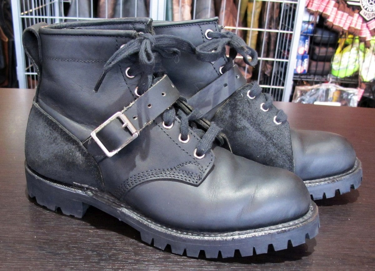 X-Files fans? We have Dayton Boots for you…
