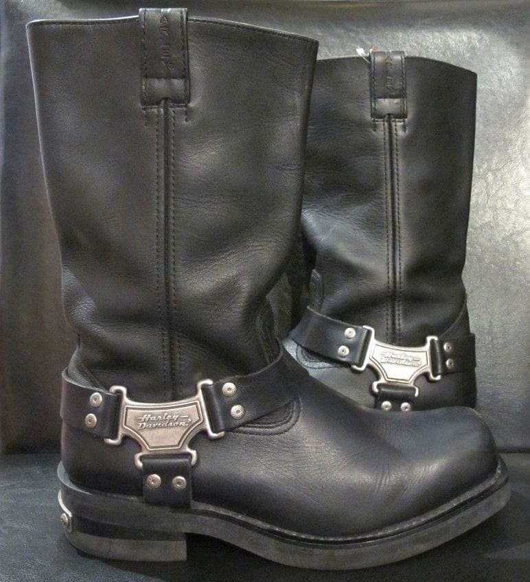 Classic Harley Davidson Harness Boot