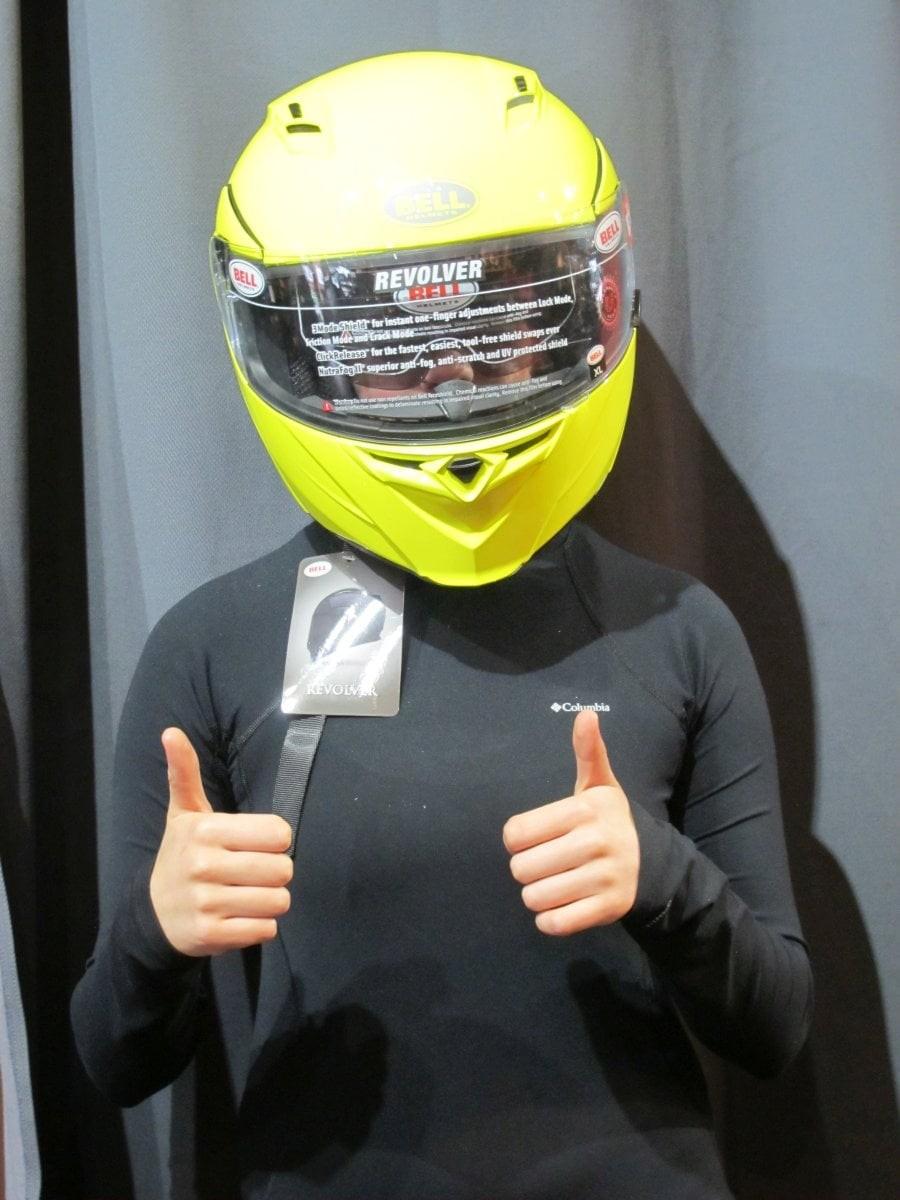 Bell Revolver Full-Face Helmet