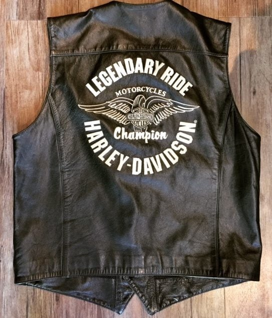 Venerable Harley Davidson Vests